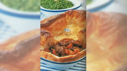 Allyson Gofton - Minted Lamb Pie