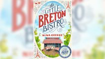 Stephanie Jones: Book Review - The Little Breton Bistro by Nina George