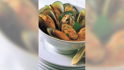 Allyson Gofton - Thai Mussels