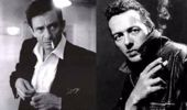 Johnny Cash and Joe Strummer cover Bob Marley's Redemption Song
