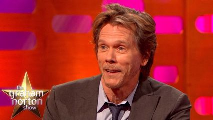 Kevin Bacon's secret to staying anonymous in public