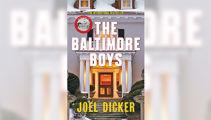 Stephanie Jones: Book Review - The Baltimore Boys by Joël Dicker