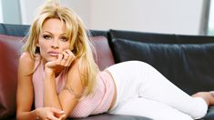 Pamela Anderson looks unrecognisable