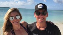 Lance Armstrong shares picturesque engagement photo