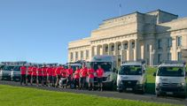 Laser tradies take to the road for Mental Health & Bullying support