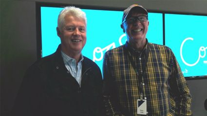 Brian Kelly talks to Movie Director Roger Donaldson