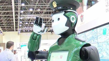 Robocop has arrived in Dubai!