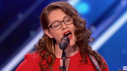 Stunning audition from America's Got Talent