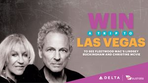 Win A Trip To Las Vegas To See Fleetwood Mac's Lindsey Buckingham & Christine McVie!