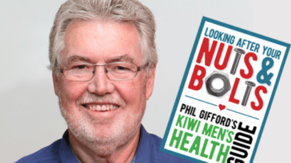 Looking after your Nuts & Bolts with Phil Gifford.