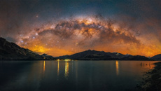 Kiwi Photographer's night-sky photos wow the world