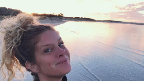 Rachel Hunter shares amazing pictures from holiday