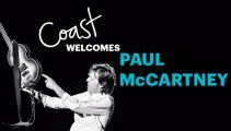 Coast welcomes Paul McCartney and his 'One On One' show to Auckland!