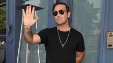 Robbie Williams in serious condition after suffering panic attack