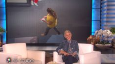 Watch Ellen shame a fan for stealing from her gift shop