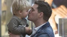 Michael Buble speaks out about his son's cancer for the first time since diagnosis