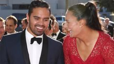 Valerie Adams has shared another exciting snap with her baby bump