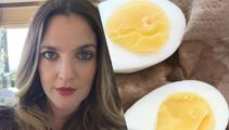 Drew Barrymore on how to cook the perfect boiled egg