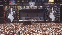 Live Aid: 32 years on