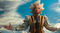 First footage of Oprah's new Disney movie filmed in New Zealand