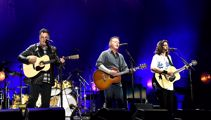 Watch Deacon Frey perform 'Take It Easy' with The Eagles