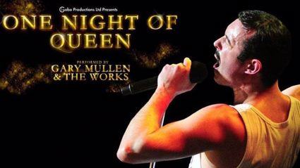 One Night of Queen performed by Gary Mullen & The Works.