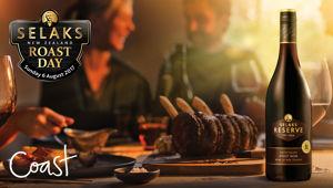 Win A Selaks $500 NZ Roast Day Prize Pack!