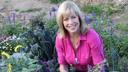 Talking Food Trends with Annabel Langbein.