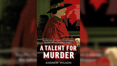 Stephanie Jones Book Review - A Talent for Murder