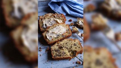 Allyson Gofton - Buttery Lemon and Walnut Loaf