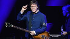 Paul McCartney's fascinating request at his latest concert