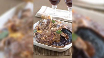 Allyson Gofton - Chicago Steak