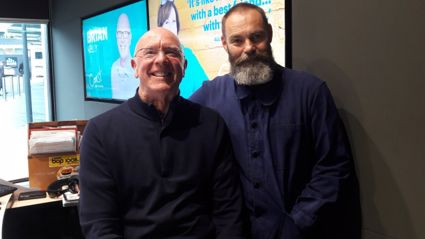 God's Own Country with Francis Lee.