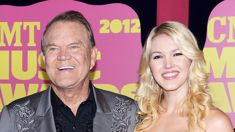 The heartbreaking tribute Glen Campbell's daughter posted