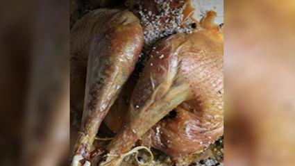 Allyson Gofton - Salt and Pepper Roasted Chicken