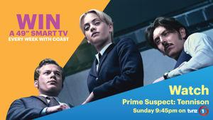TVNZ 1's Prime Suspect: Tennison