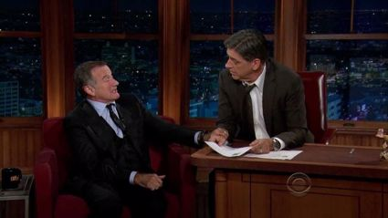 Hilarious Robin Williams interview