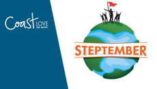 Win $15,000 of travel vouchers with Steptember
