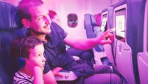Here are the most popular in-flight food and movies for Air New Zealand