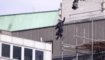 Watch the stunt that almost killed Tom Cruise