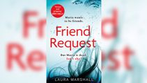 Stephanie Jones Book Review - Friend Request