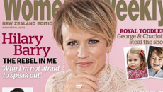 Why Hilary Barry didn't want to be photo-shopped on magazine cover