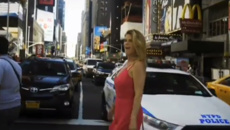 Rachel Hunter shares a clip from her latest TV show
