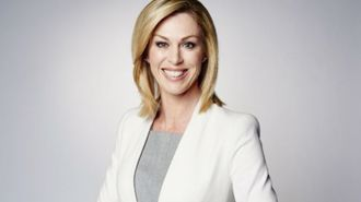 Why Wendy Petrie almost missed the news last night