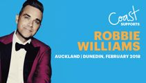 Coast Supports Robbie Williams LIVE In New Zealand!