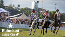 The Heineken Urban Polo - The Hottest Ticket In Town