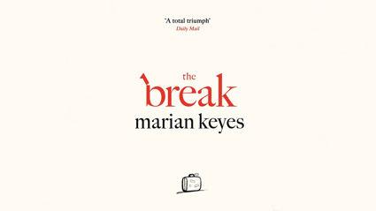 Stephanie Jones Book Review - The Break