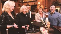'Coronation Street' star is joining 'Neighbours' in a starring role