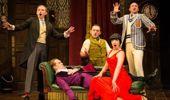 The Play That Goes Wrong creator Jonathan Sayer.