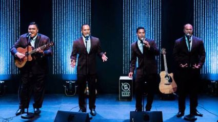 Modern Maori Quartet: Shine